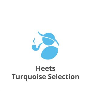 Heets Flavors Turquoise Selection היטס סיגריות מילוי טורקיז סלקשן